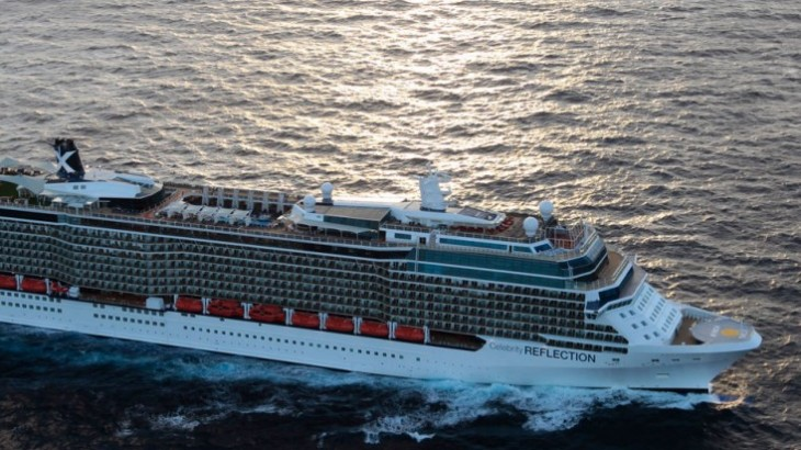 Celebrity reflection sailing dates for anthem